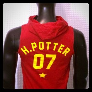 Harry Potter Gryffindor Hooded Tank Top